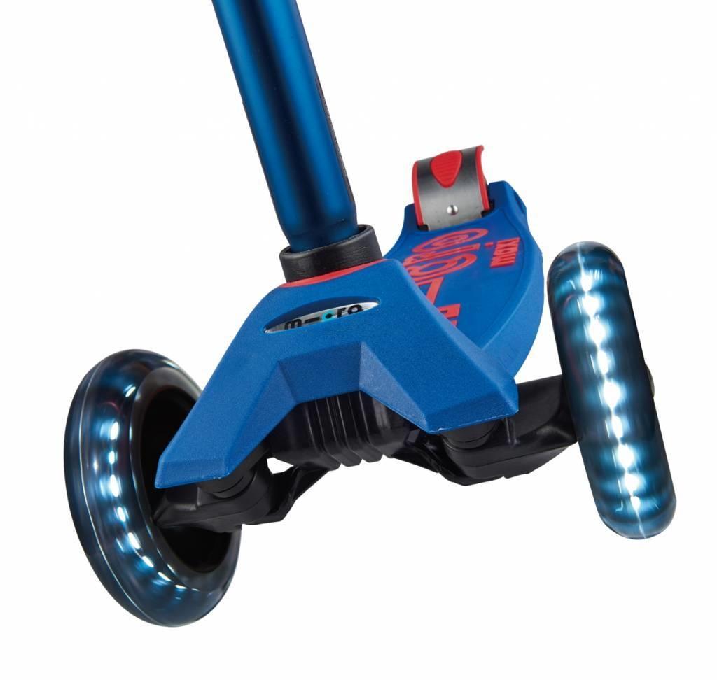 Maxi Deluxe blauw LED-5