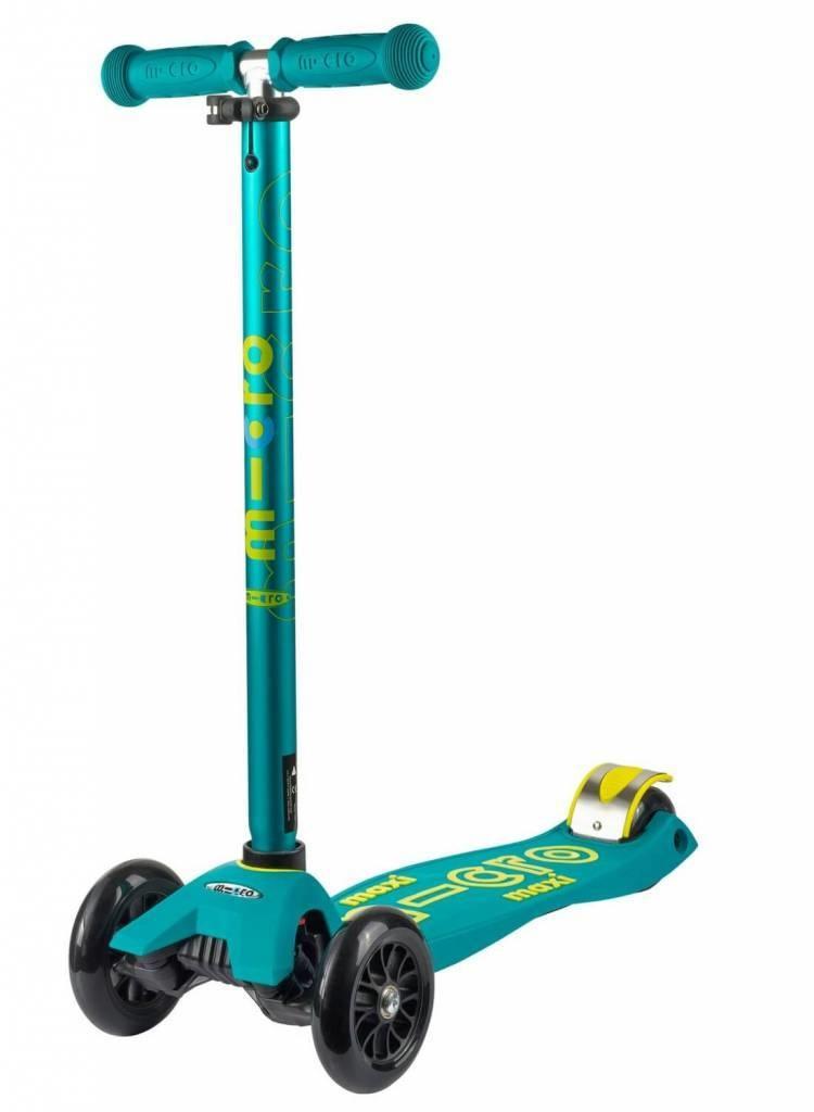 Maxi Deluxe - Petrol Green-4