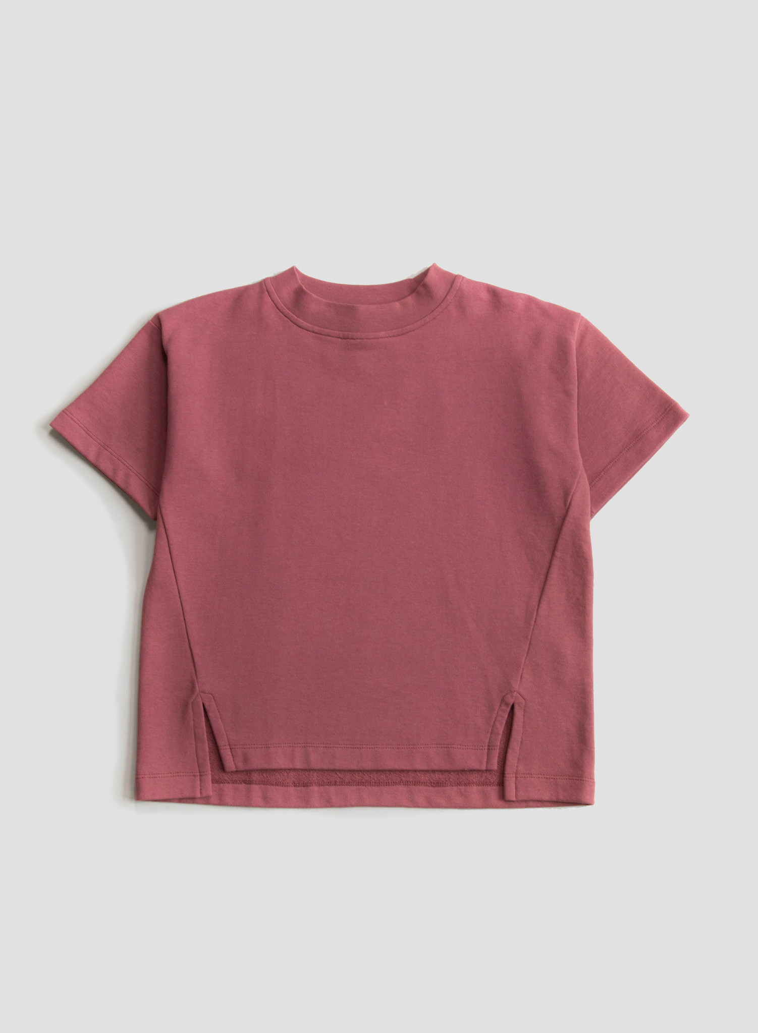 Sweat Tee - Red Apple-1