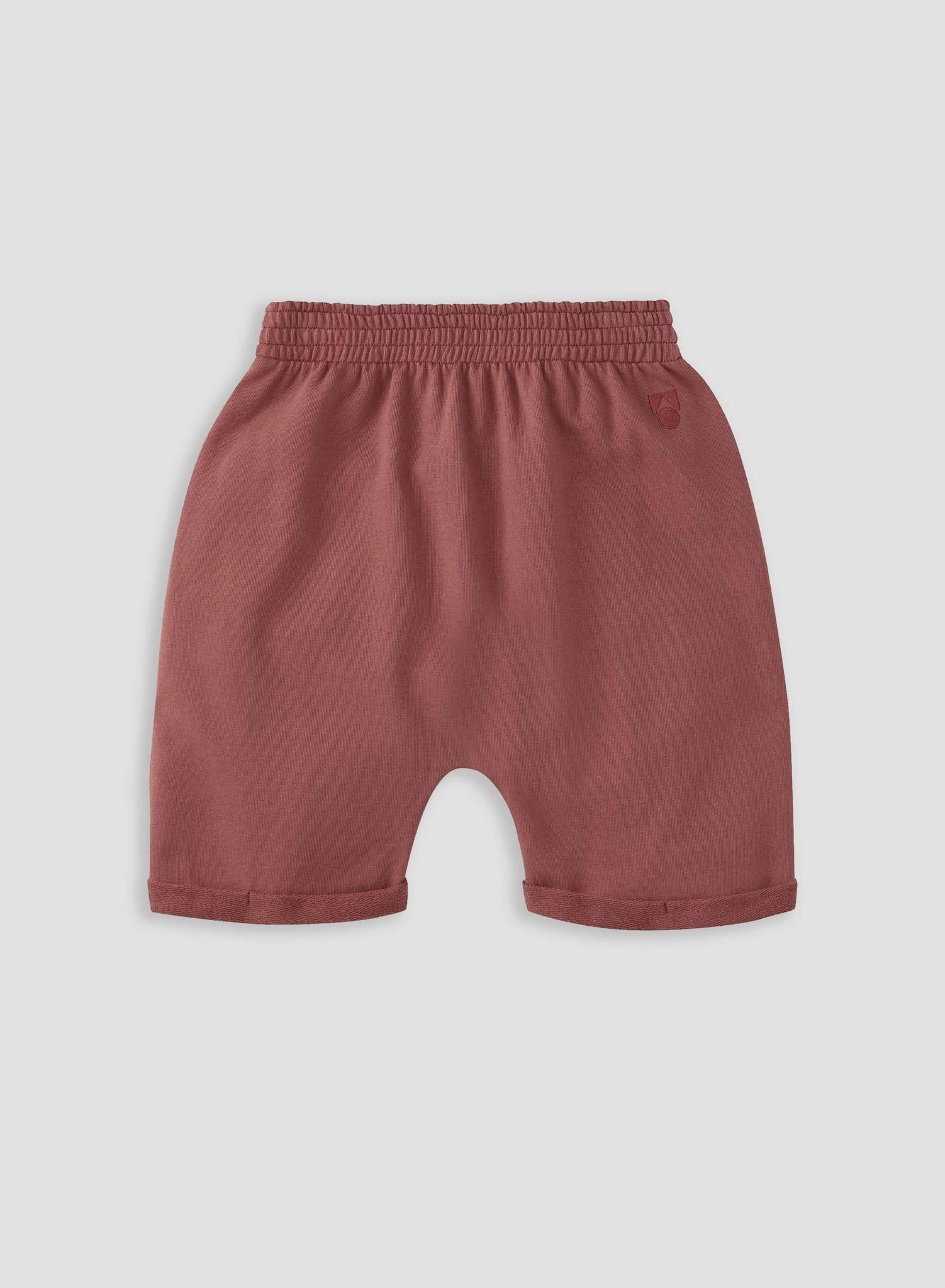 Sweat short - Red Apple-1