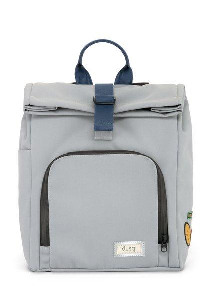 Mini Bag - Cloud grey / Ocean Blue