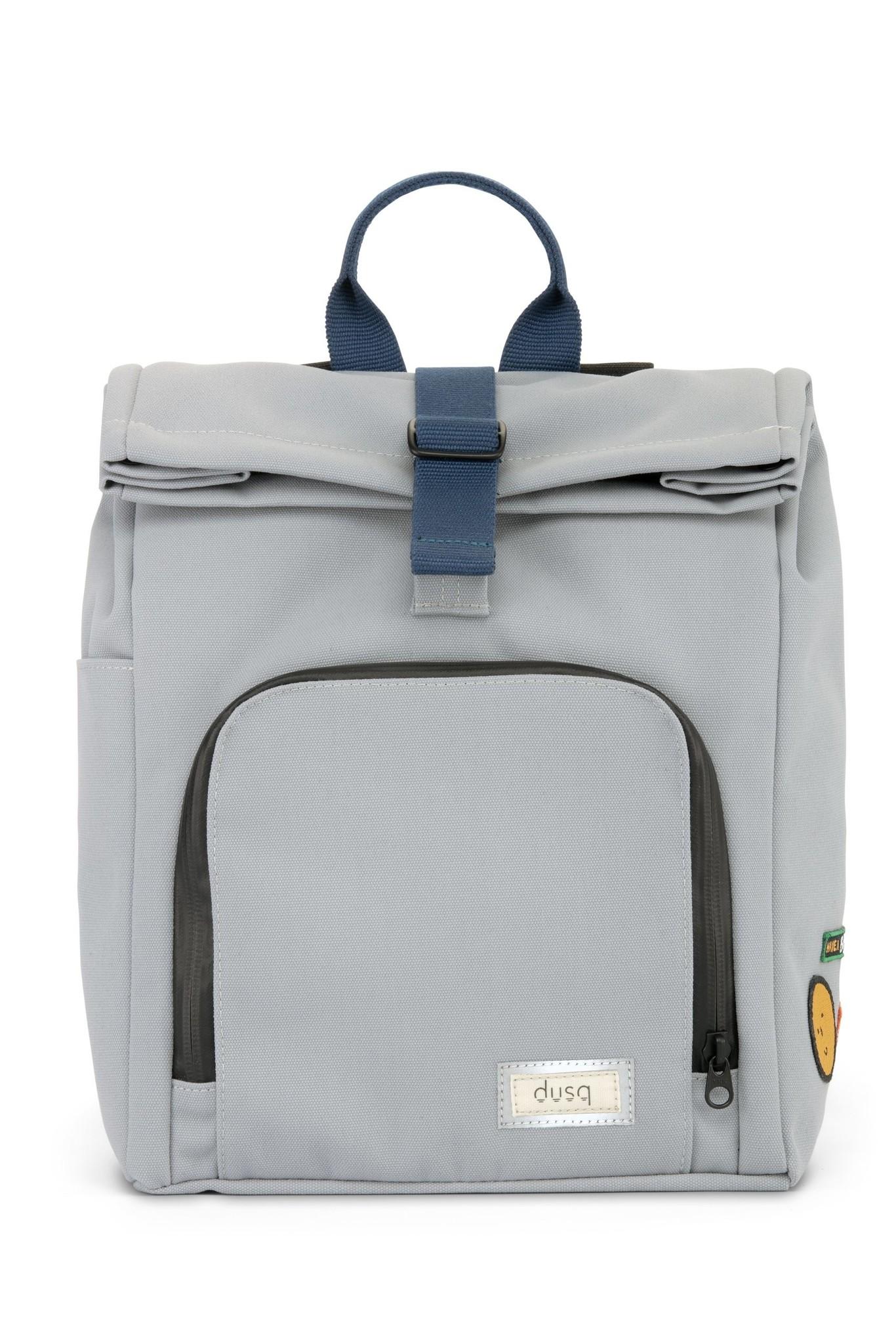 Mini Bag - Cloud grey / Ocean Blue-1