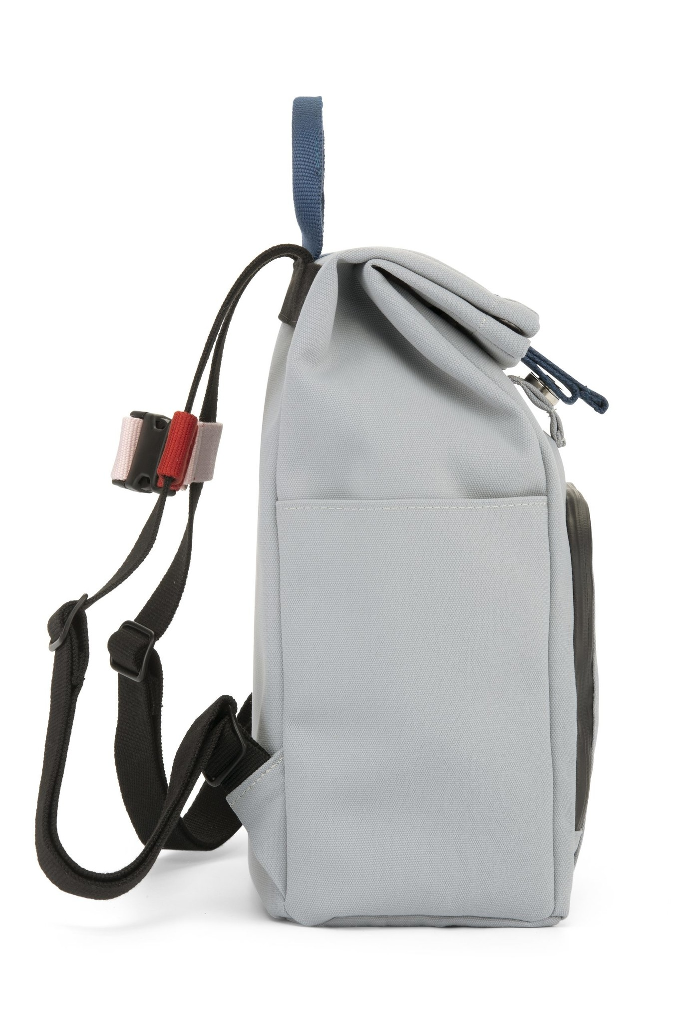 Mini Bag - Cloud grey / Ocean Blue-5