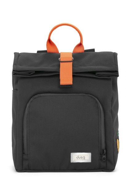 Mini Bag - Night Black / Fresh Orange