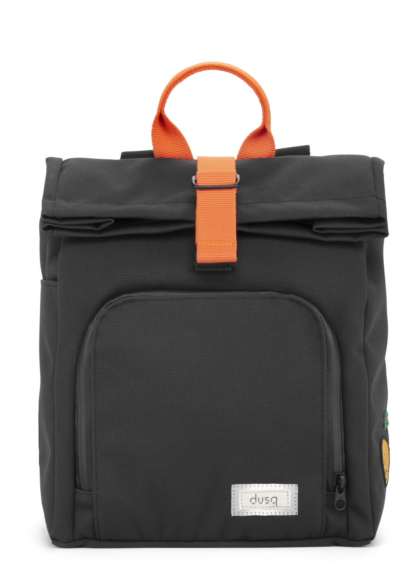 Mini Bag - Night Black / Fresh Orange-1