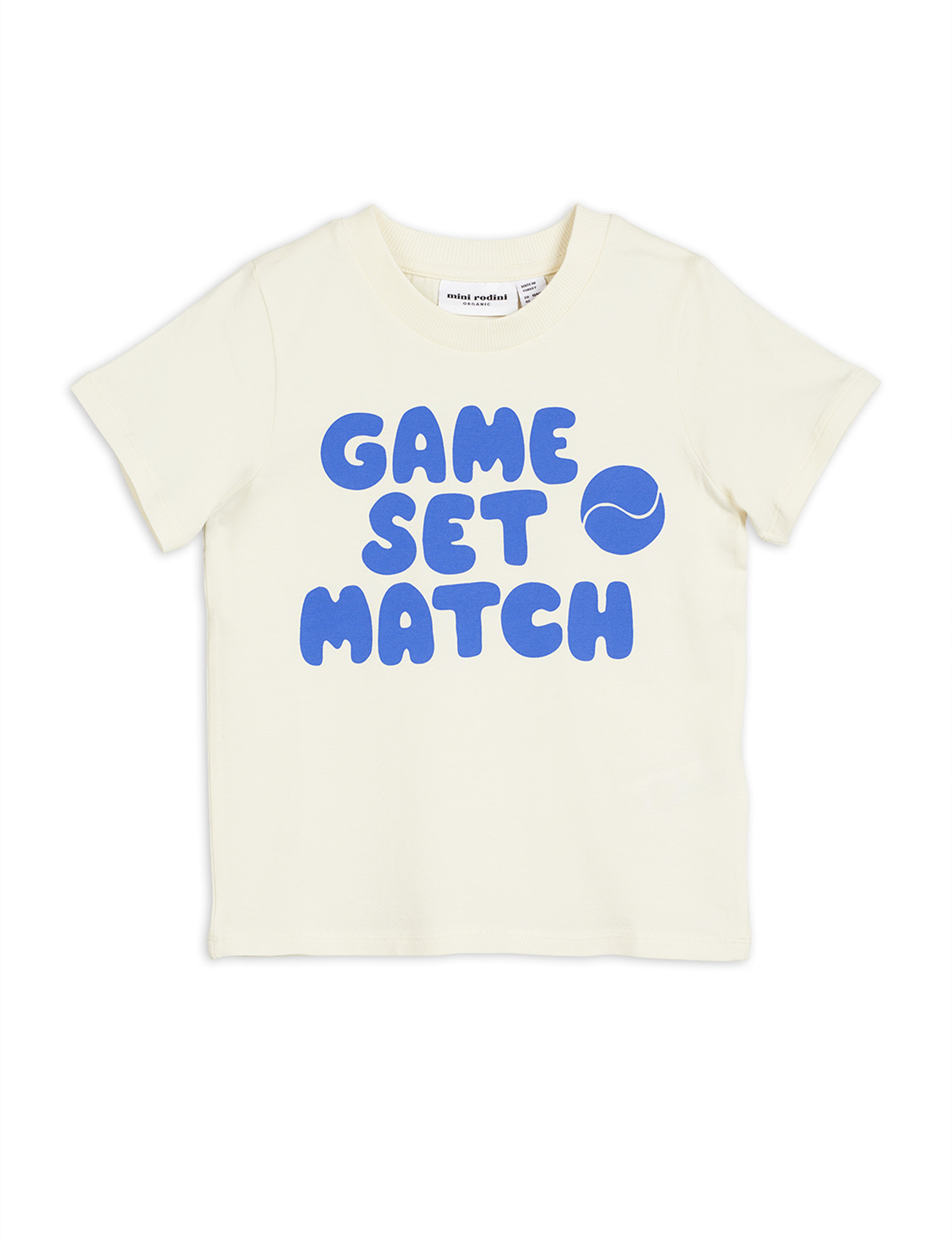 Game sp tee - Blue-1