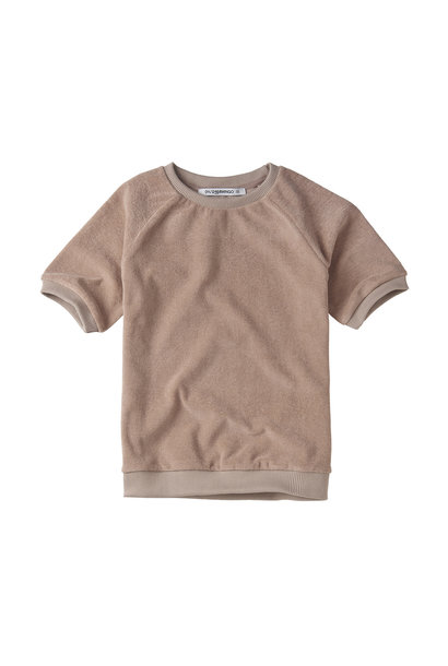 T-shirt Terry - Fawn