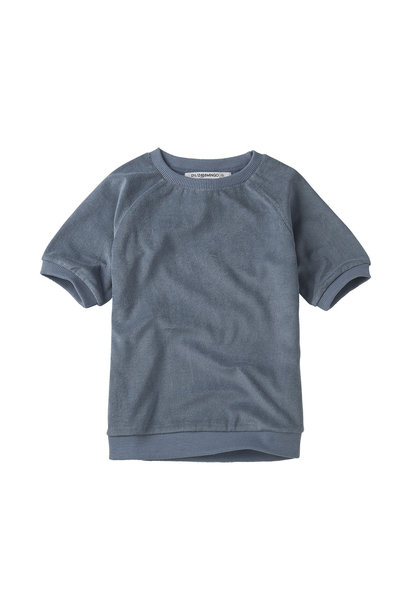 T-shirt Terry - Stone