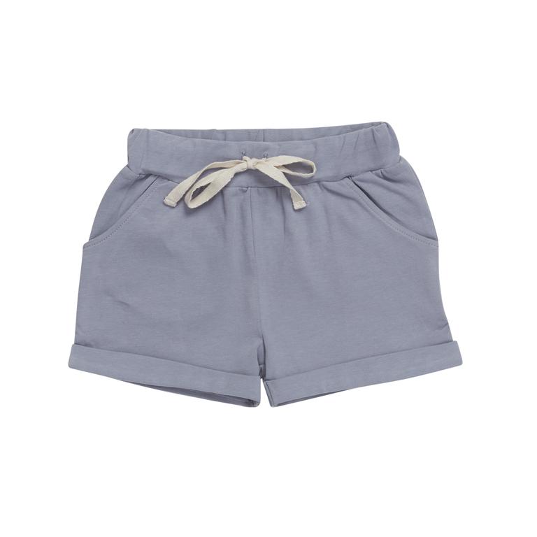 Shorts - Blue Grey-1