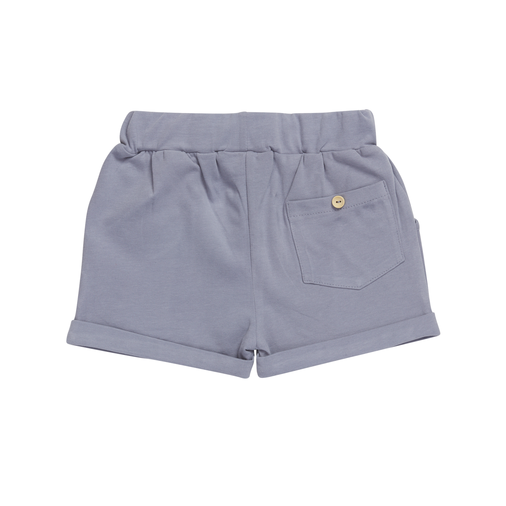 Shorts - Blue Grey-3