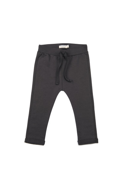 Basic sweat pants - Graphite