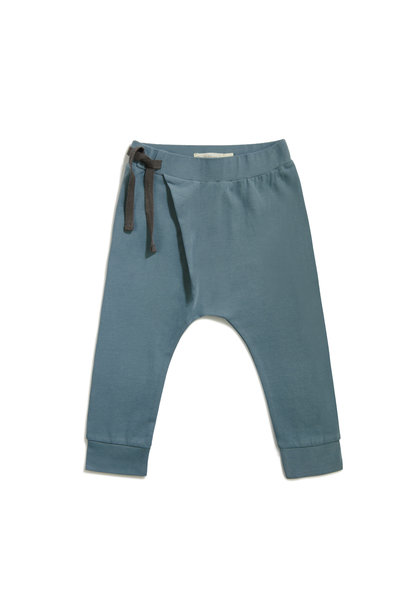 Harem pants - Balsam Blue