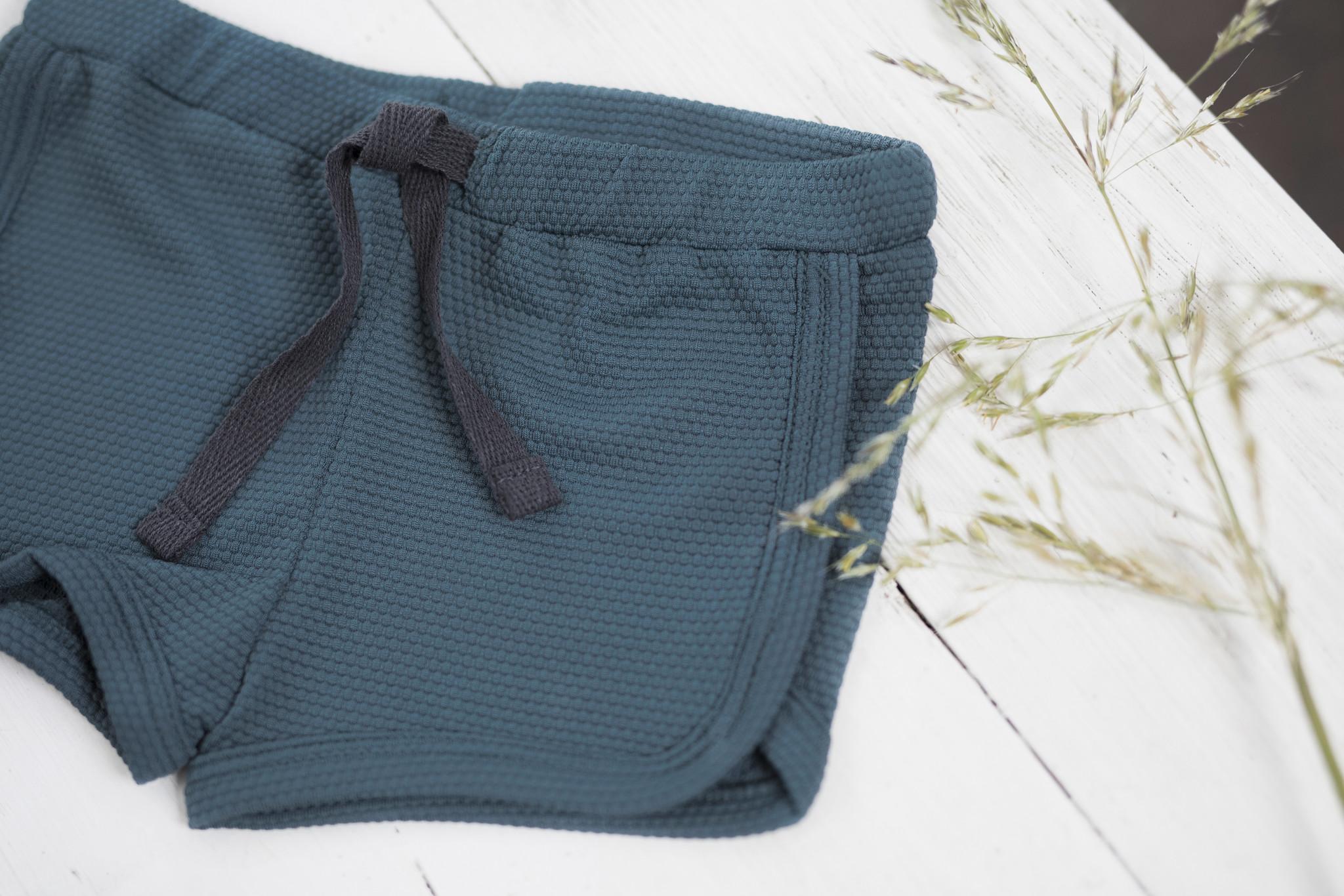 Swim shorts - Balsam Blue-2