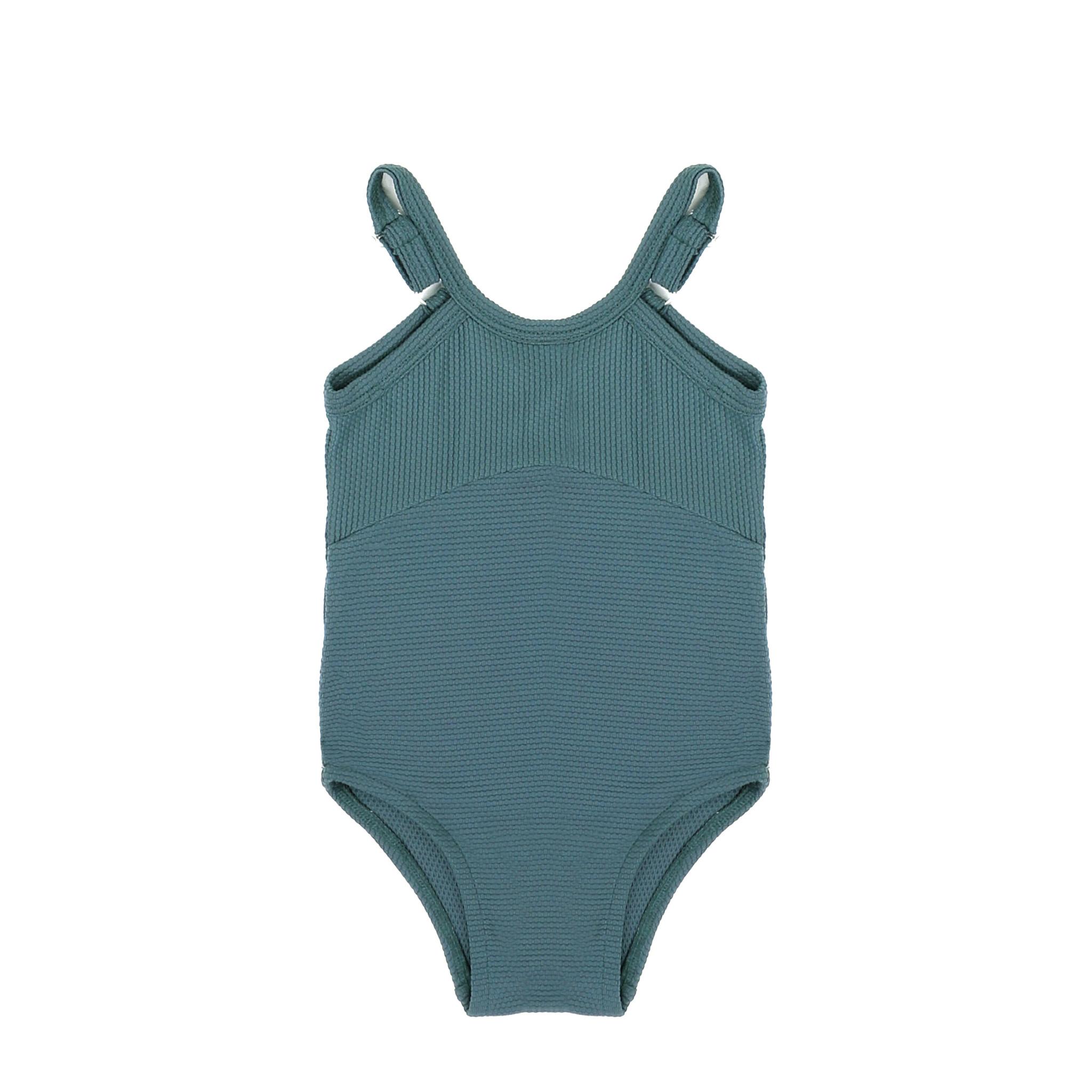 Swimsuit - Balsam Blue-1