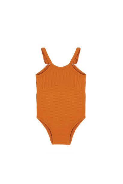 Swimsuit - Tangerine