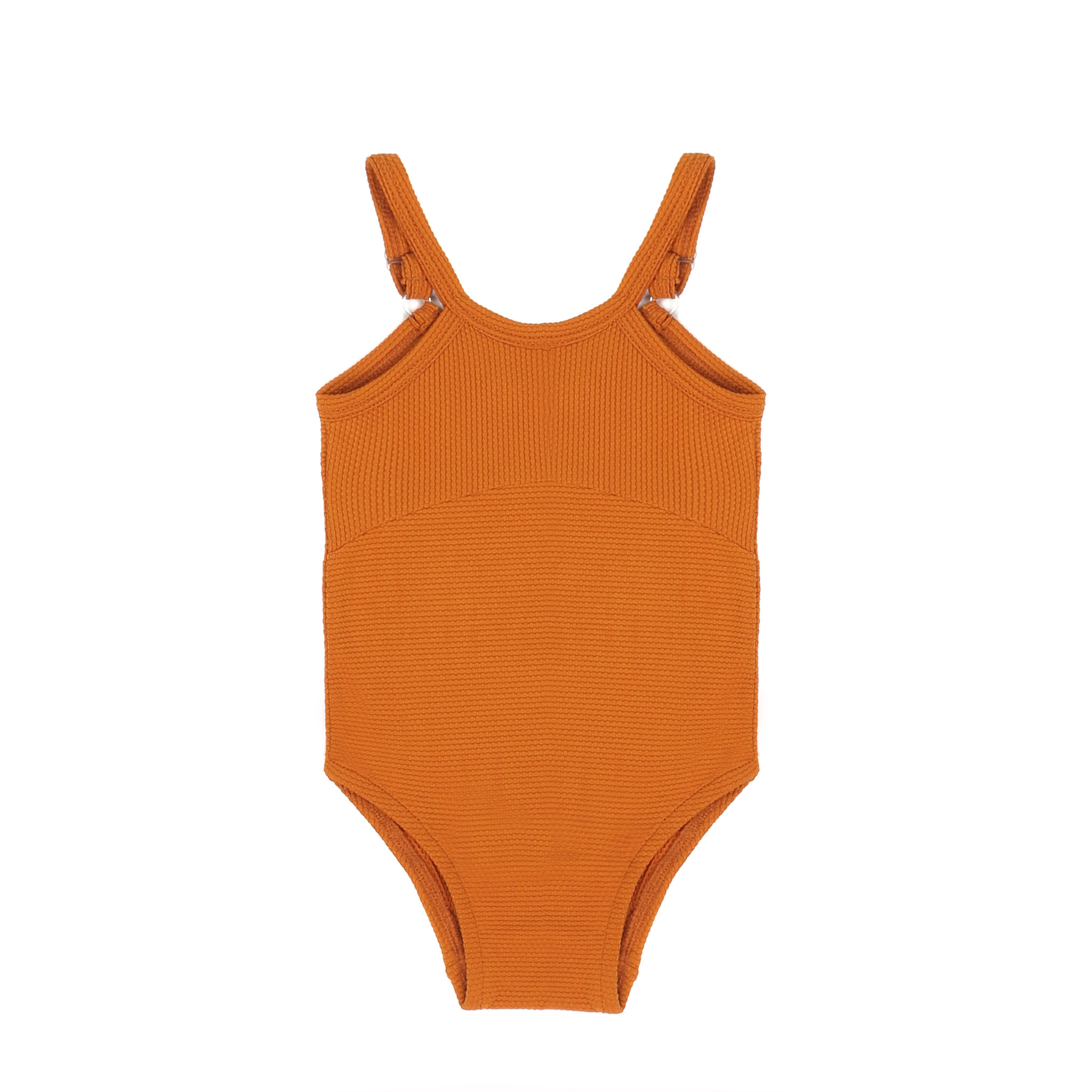 Swimsuit - Tangerine-1
