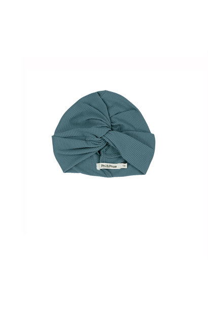 UV Bonnet - Balsam Blue