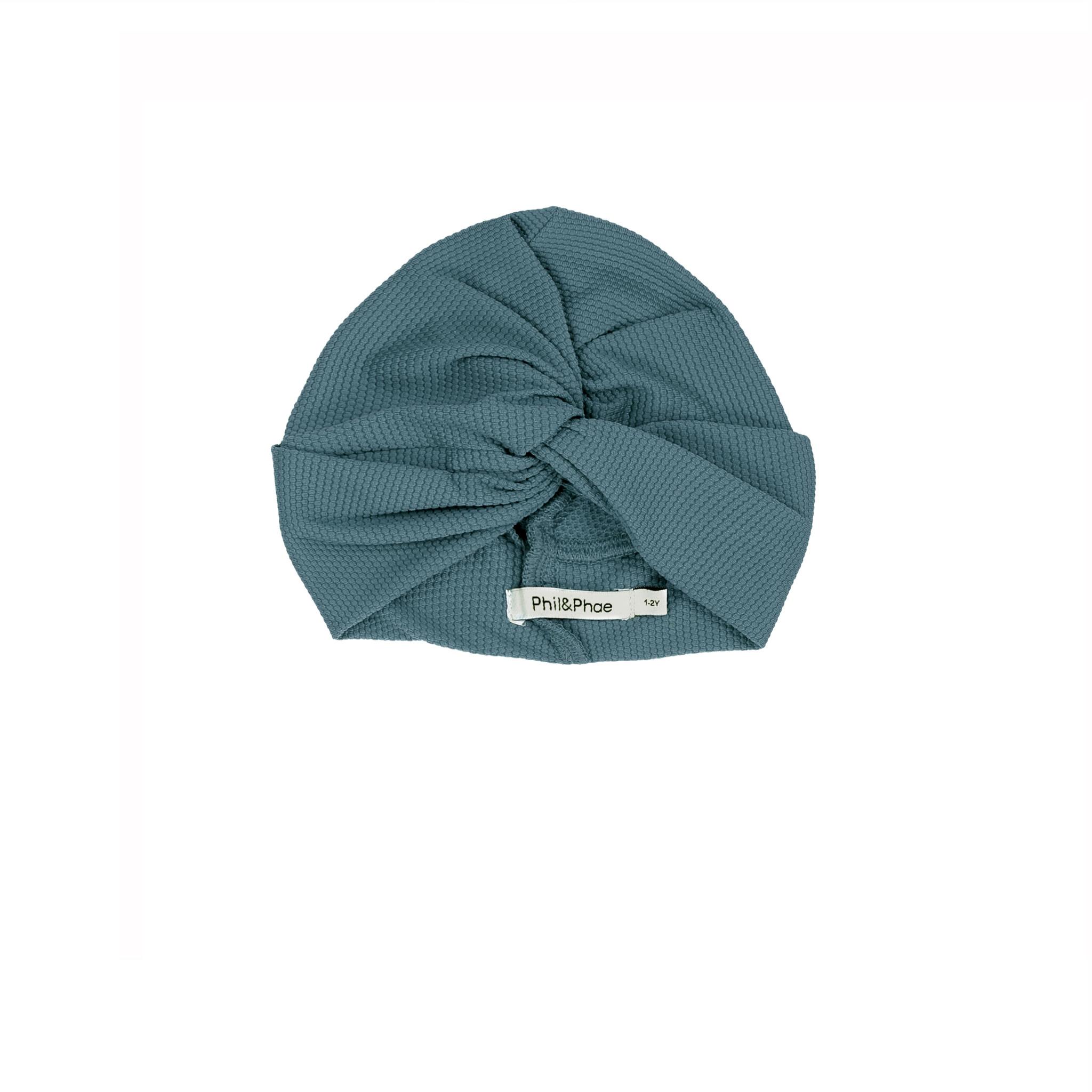 UV Bonnet - Balsam Blue-1