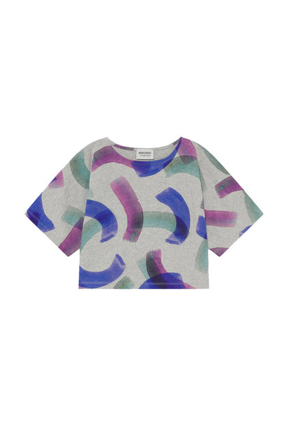 All Over Painted T-Shirt