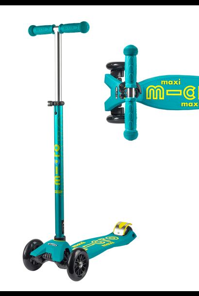 Maxi Deluxe - Petrol Green