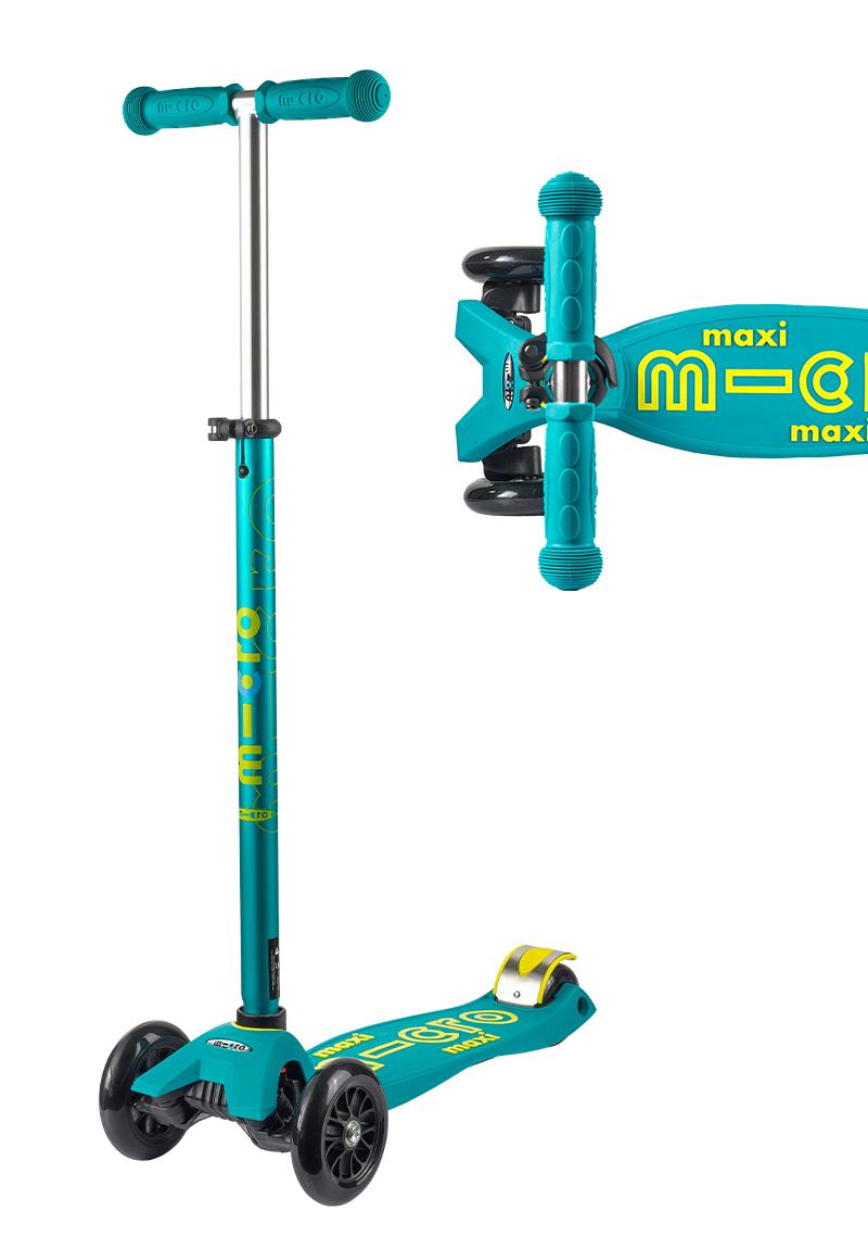 Maxi Deluxe - Petrol Green-1