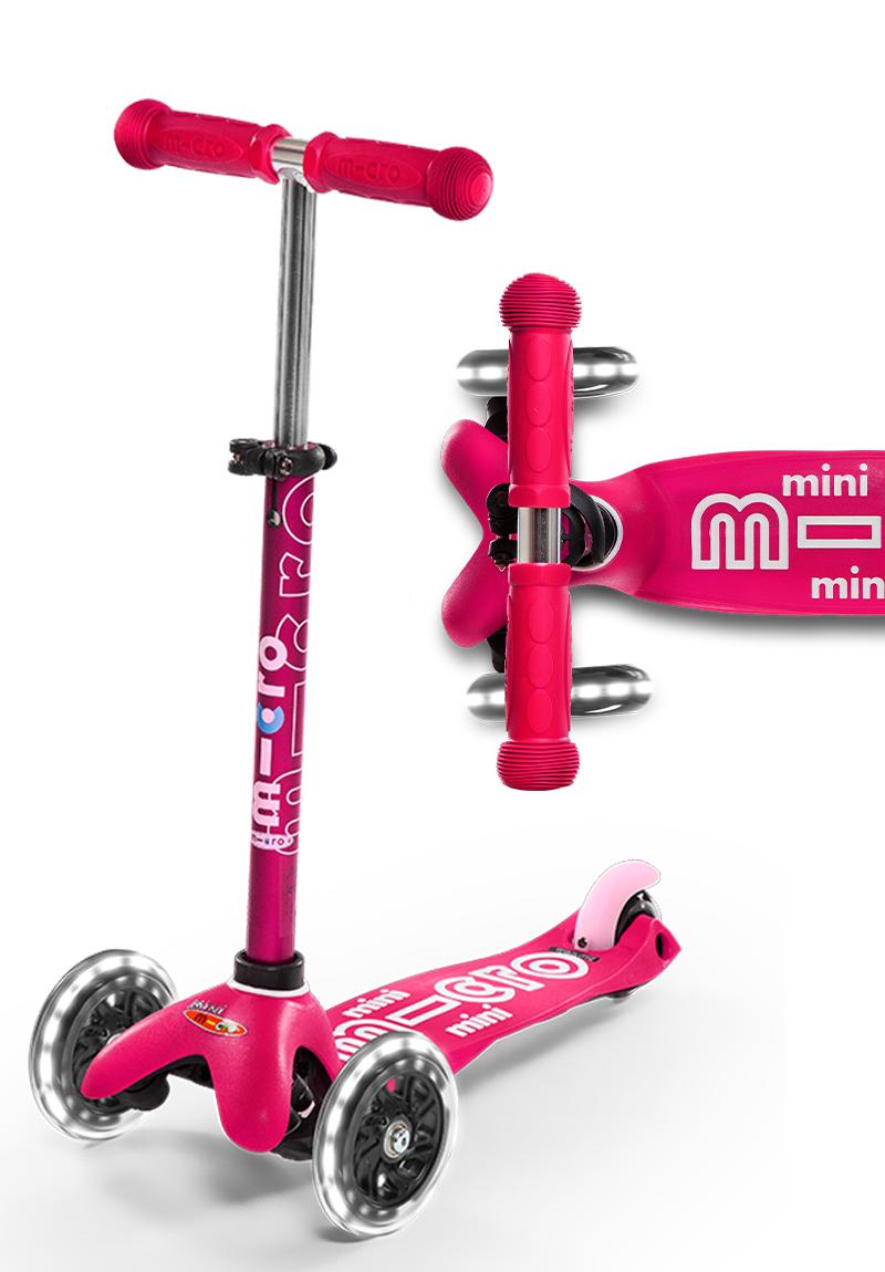 Mini Deluxe - Roze LED-1