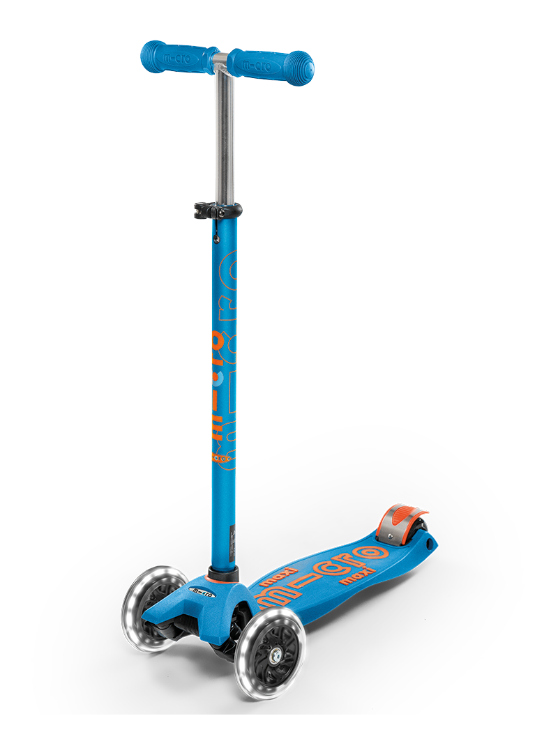Maxi Deluxe - Caribbean Blue LED-2