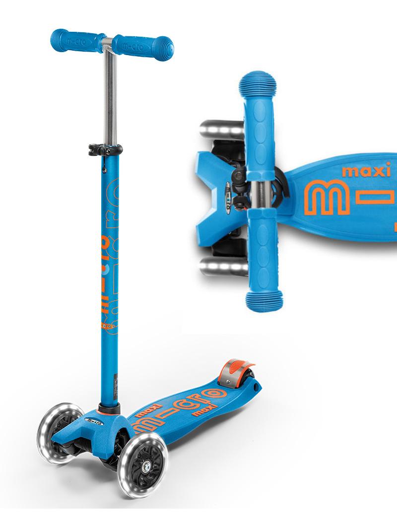Maxi Deluxe - Caribbean Blue LED-1