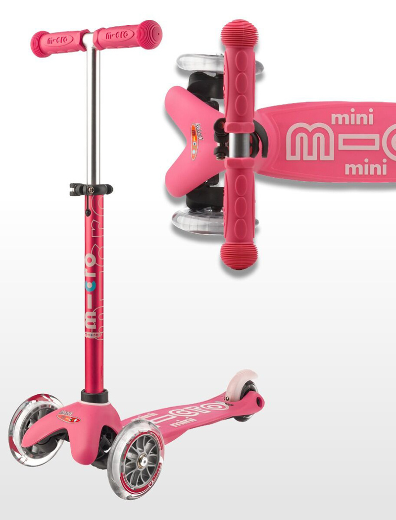 Mini Deluxe - Roze-1
