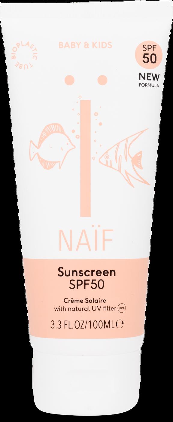 Sunscreen SPF50-1