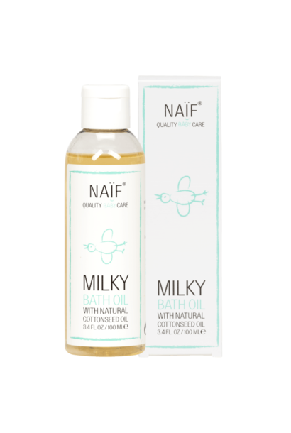 Milky Bath Oil
