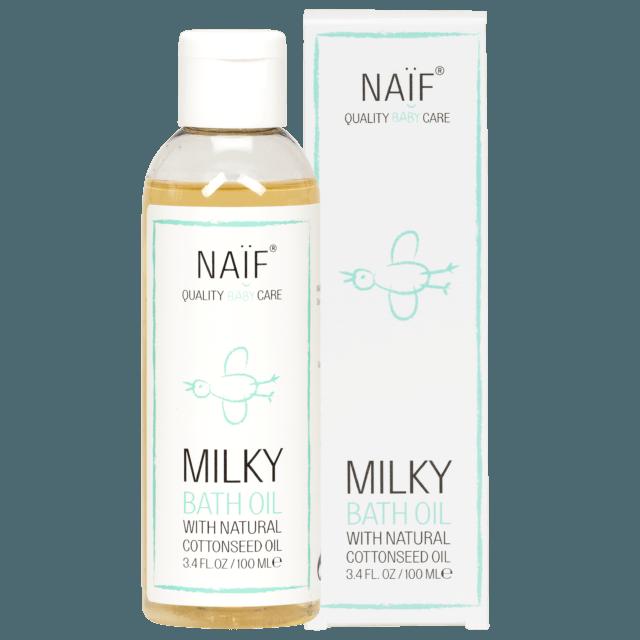 Milky Bath Oil-1