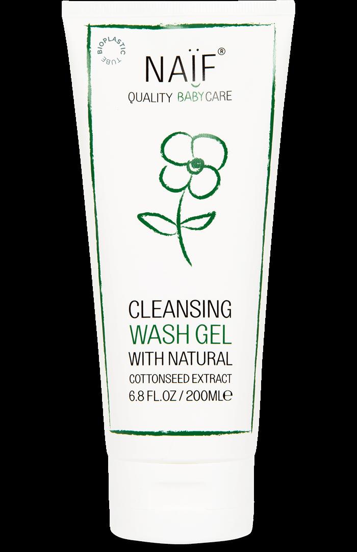 Cleansing Wash Gel-1