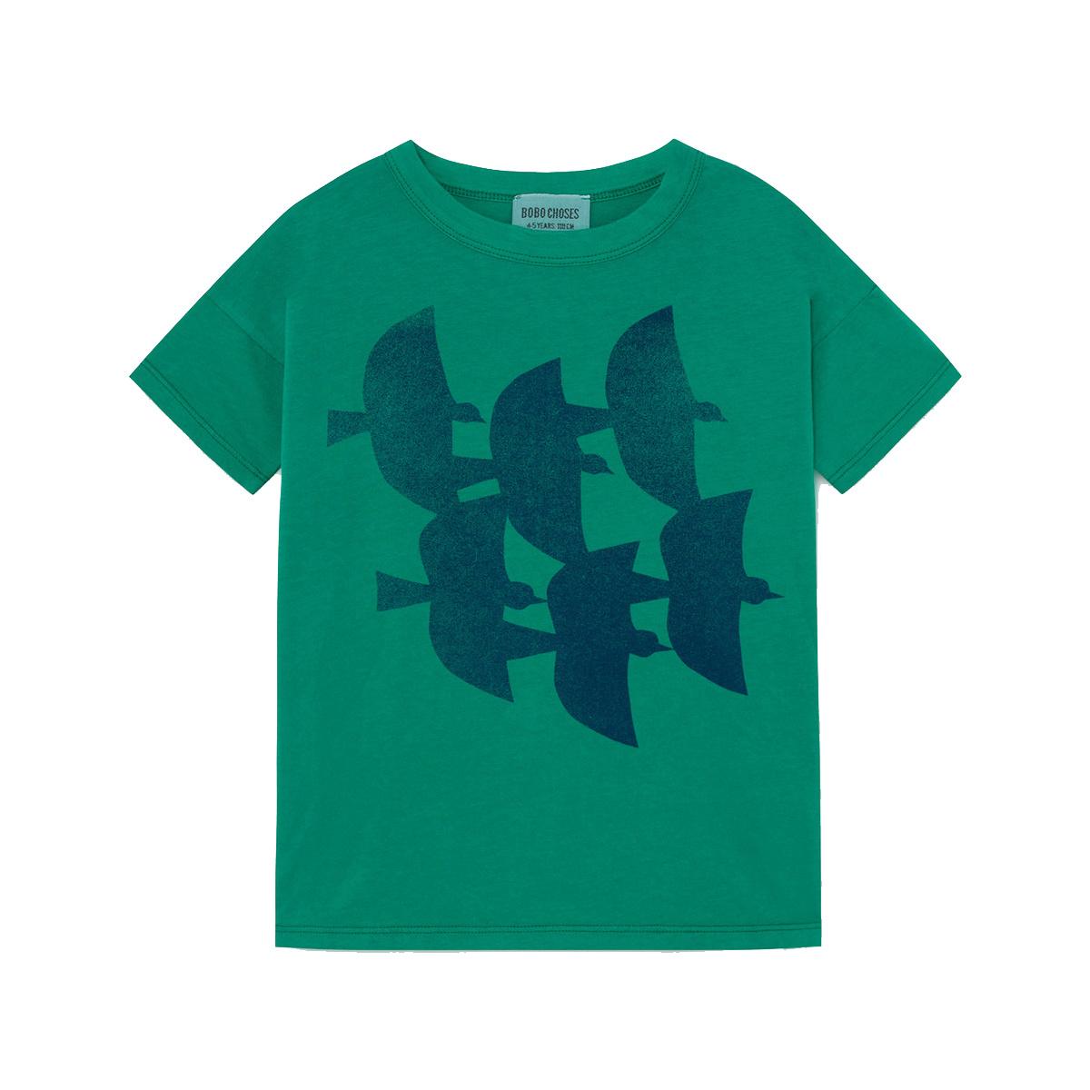 Flying Birds T-shirt-1
