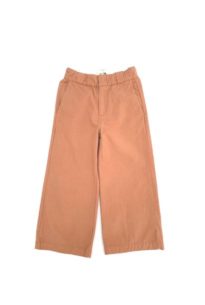 Canvas pants - Red Dust