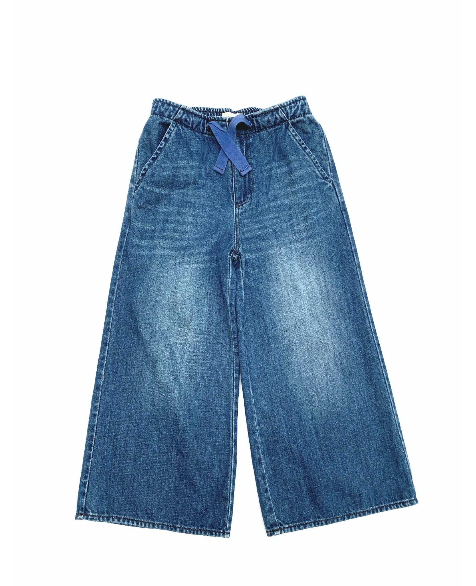 Denim trousers - Blue Denim-1
