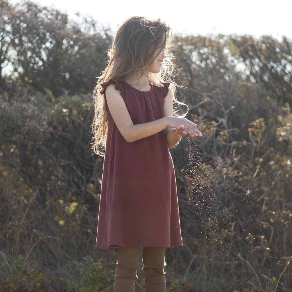 Estelle sleeveless Dress-2