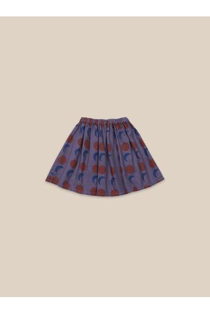 Solar Eclipse Woven Skirt