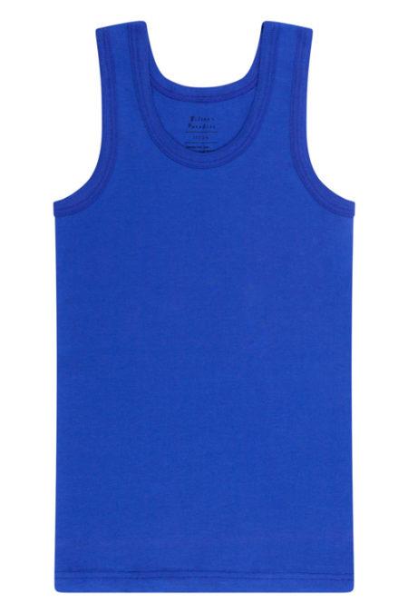 Jongens hemd + boxershort - Blauw-1