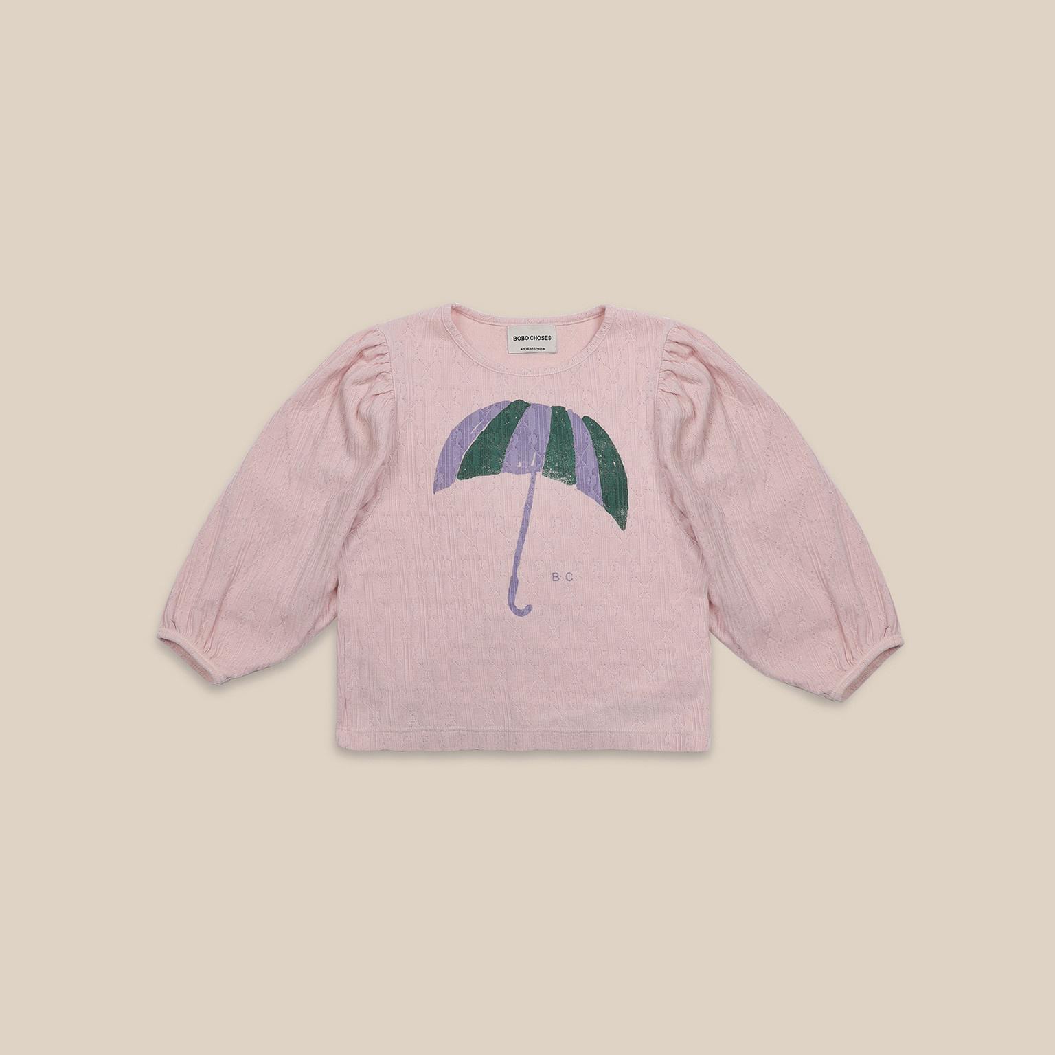 Umbrella Girl T-shirt-1