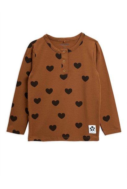 Hearts grandpa - Brown