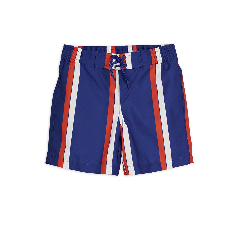 Stripe swimshorts - Blue-1