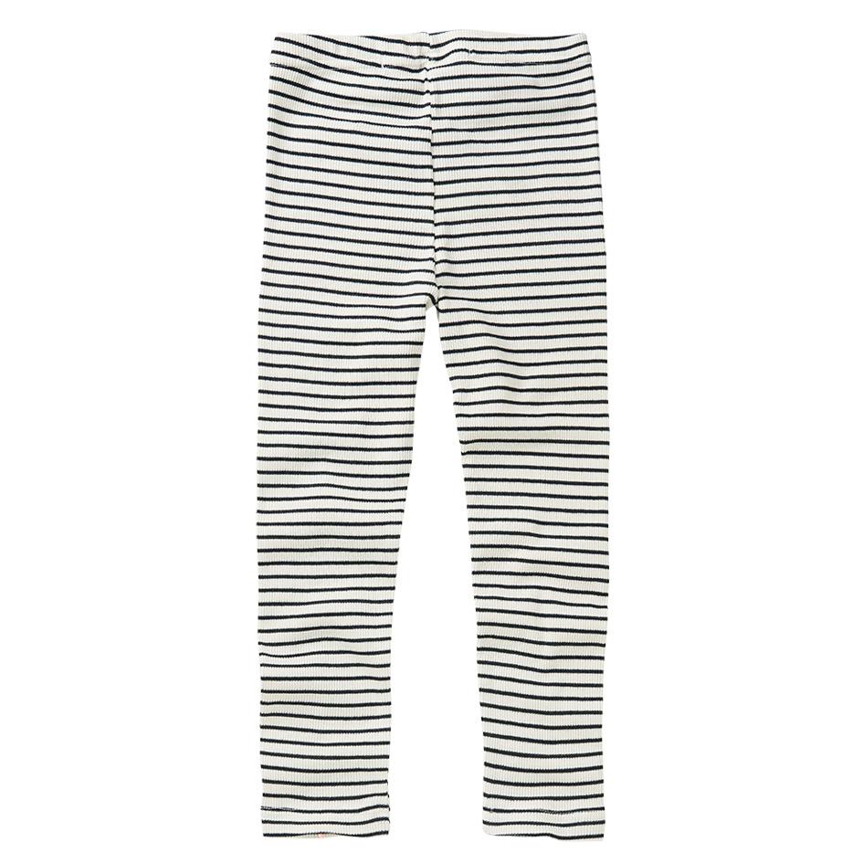Legging - Stripes Black / White-2