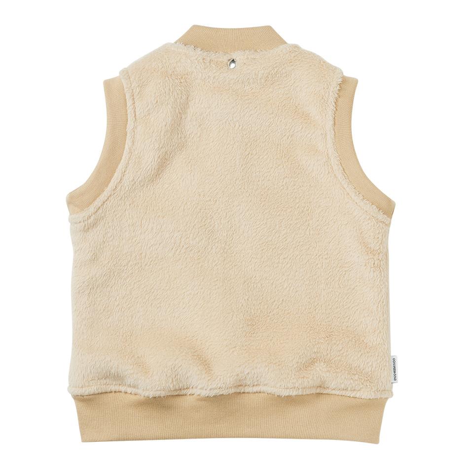 Bodywarmer / Inner vest - Mushroom-3