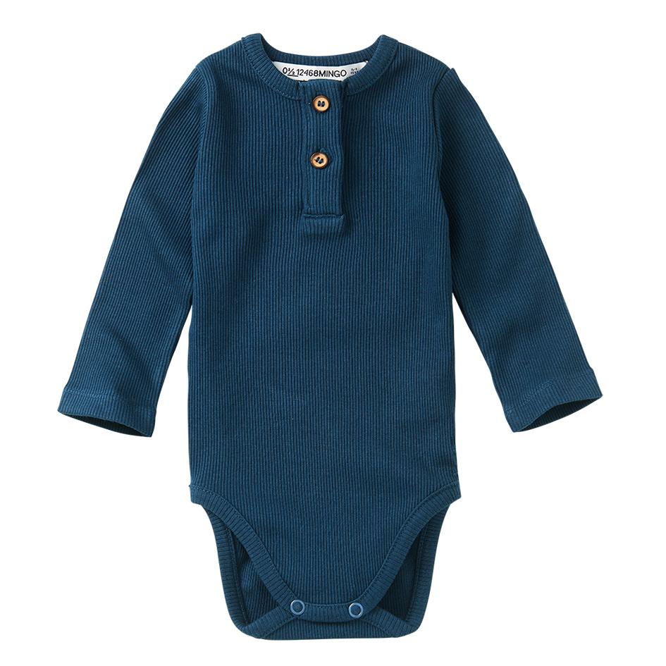 Bodysuit - Teal Blue-1