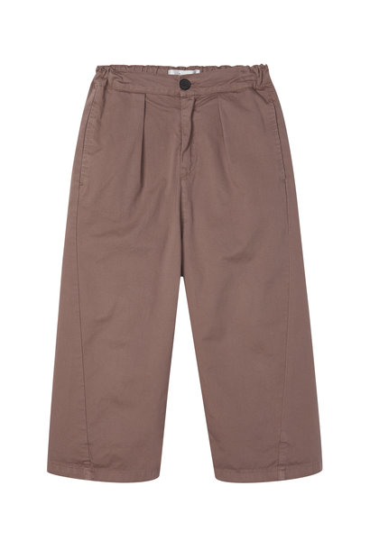 Barrel Pant - Rose Taupe