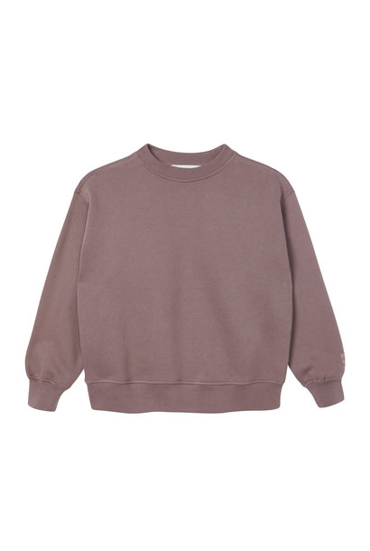 Oversized Sweatshirt - Rose Taupe