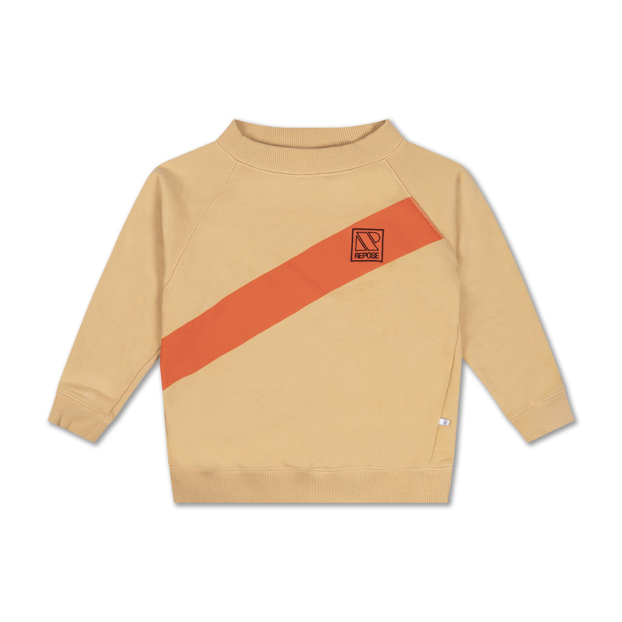 Classic sweater - Warm Sand-1