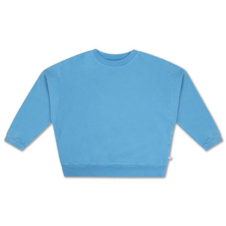 Crewneck sweater - Bright Sky Blue-1