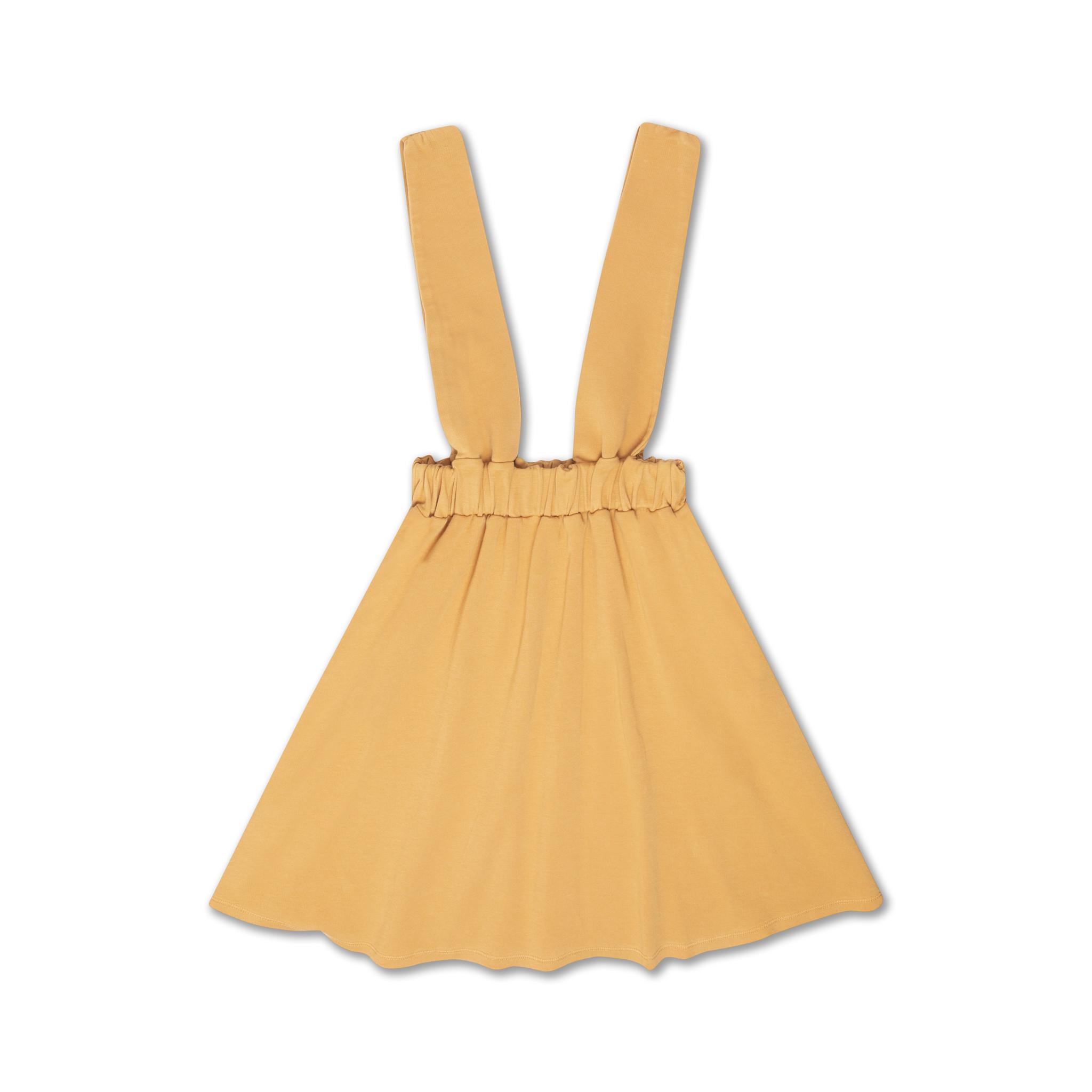 Easy skirt - Warm Powder-1